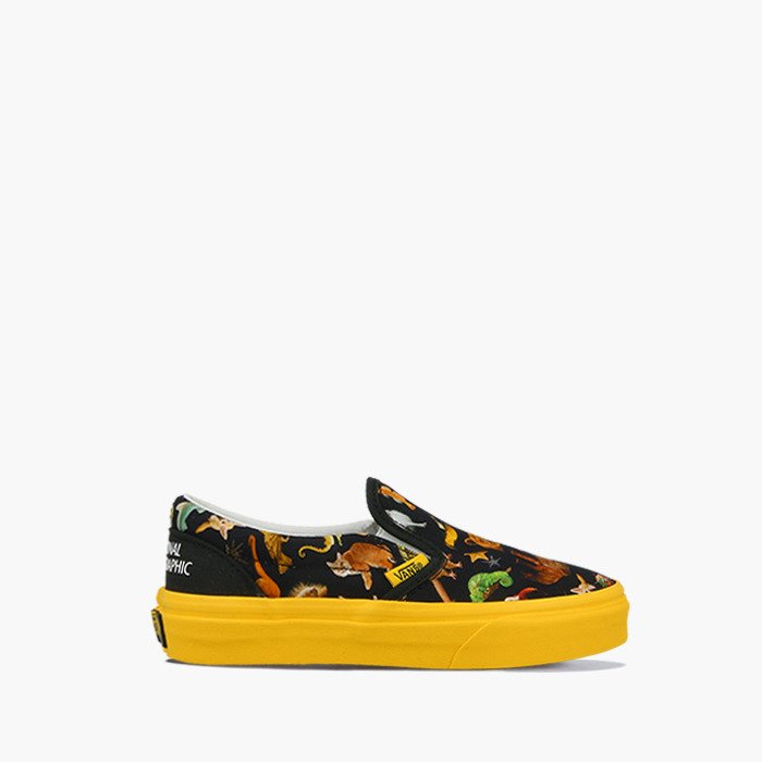 Vans x National Geographic UY Classic Slip-On VN0A4BUTWK61