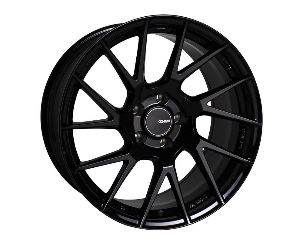 Enkei TM7 Wheel Tuning Series Black 18x9.5 5x100 45mm