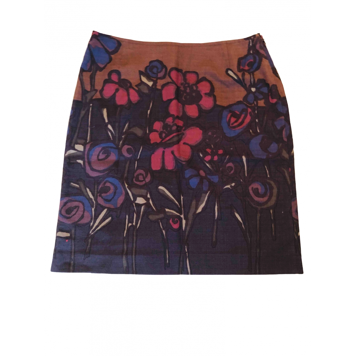 Paul Smith \N Multicolour Cotton skirt for Women 40 IT