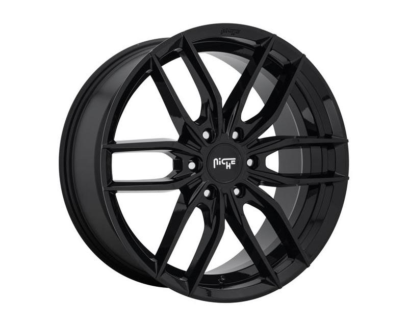 Niche M209 Vosso Wheel 20x9 6X132 35mm Gloss Black