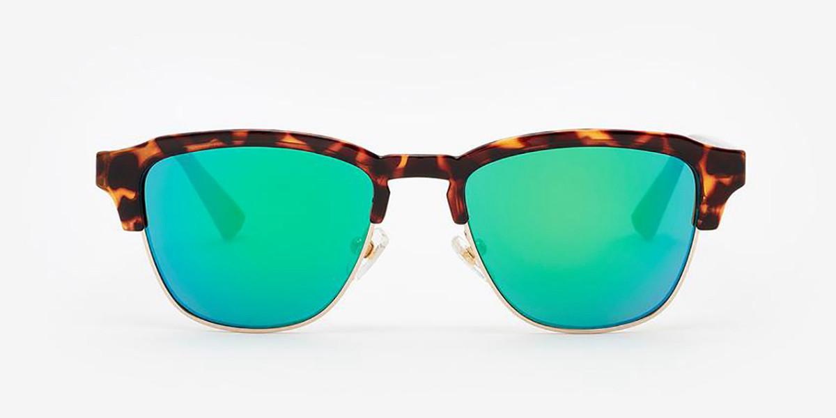 Hawkers Carey Emerald New Classic CLATR06 Men's Sunglasses Tortoise Size 52