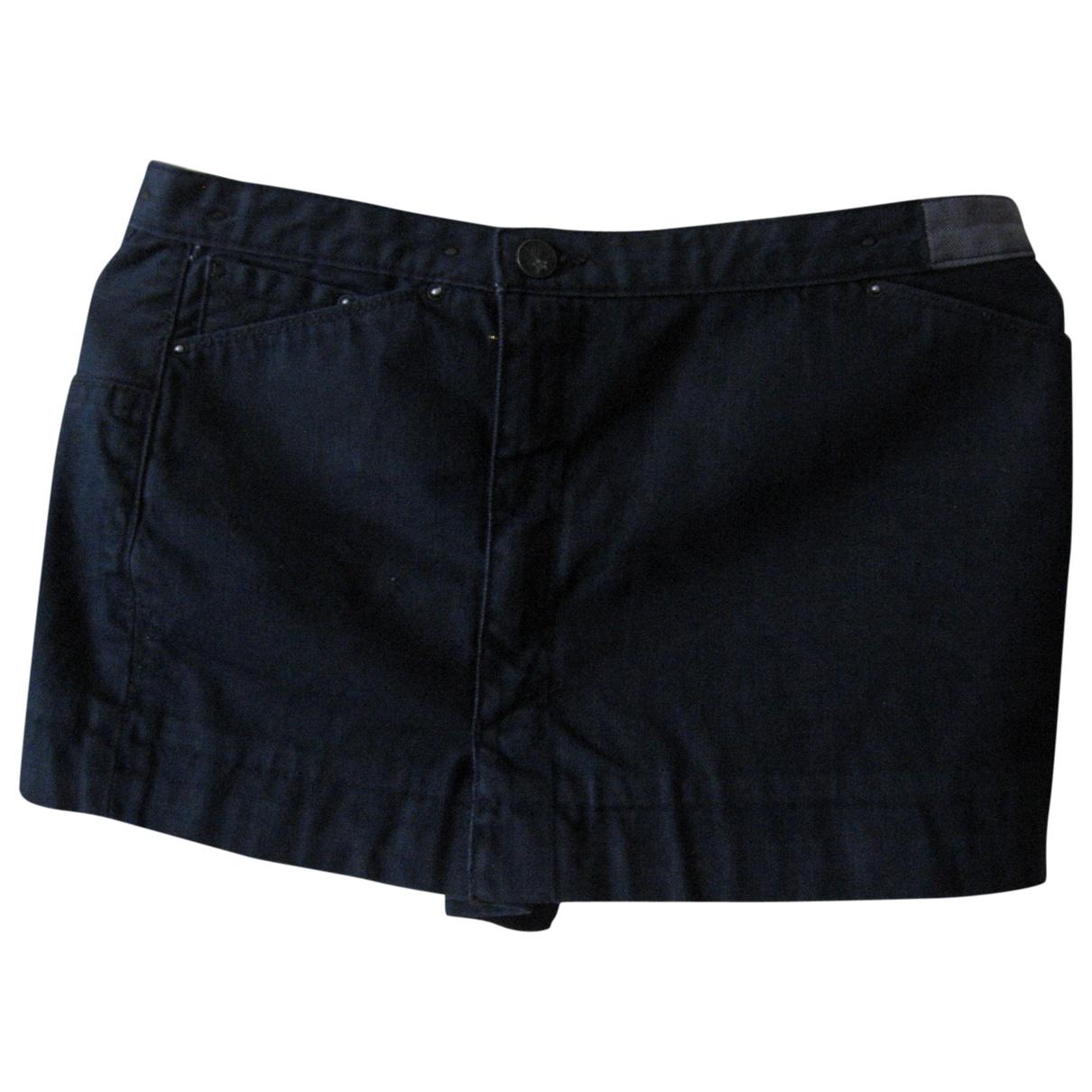 Levis \N Rocke in  Blau Denim - Jeans
