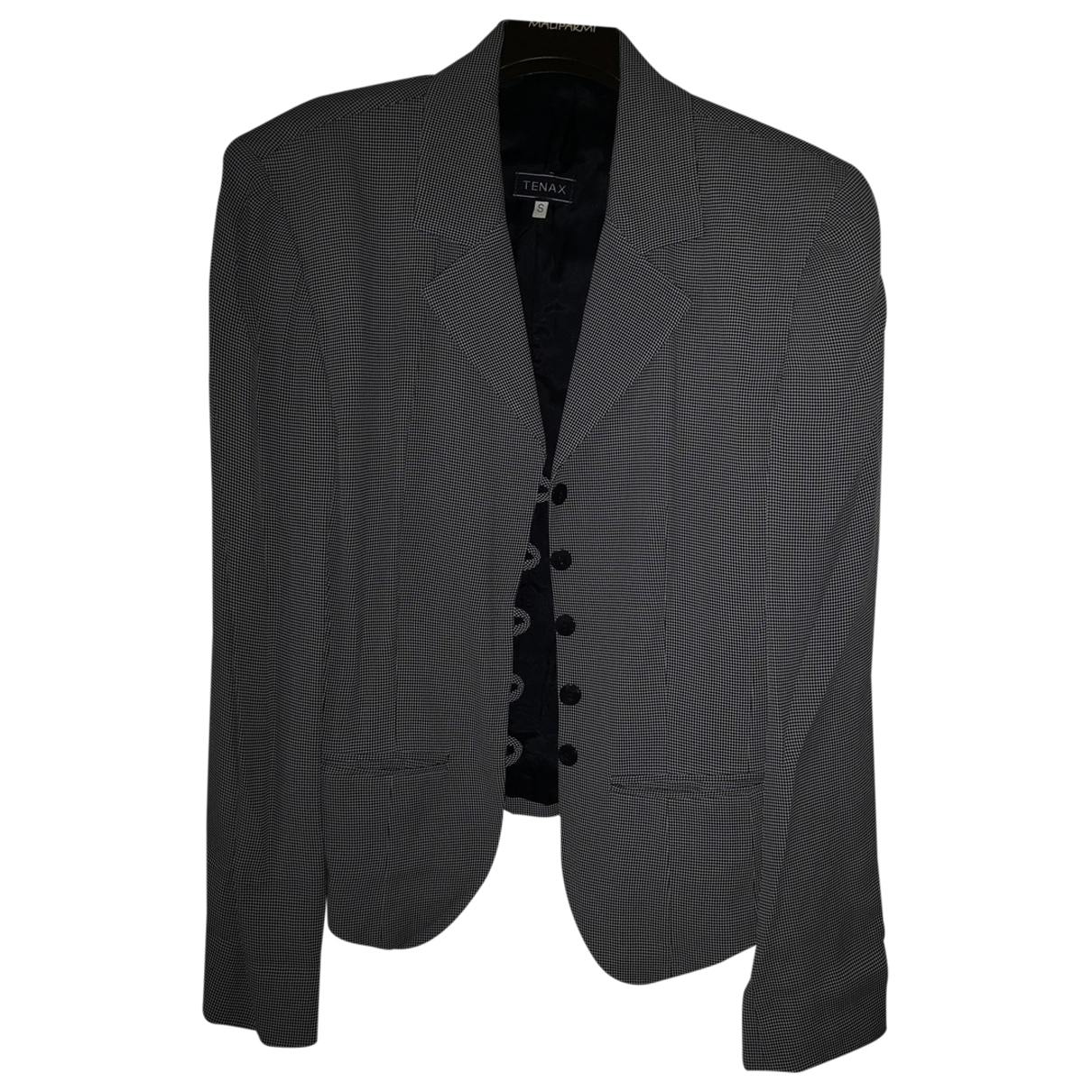 Non Signé / Unsigned \N Black jacket for Women S International