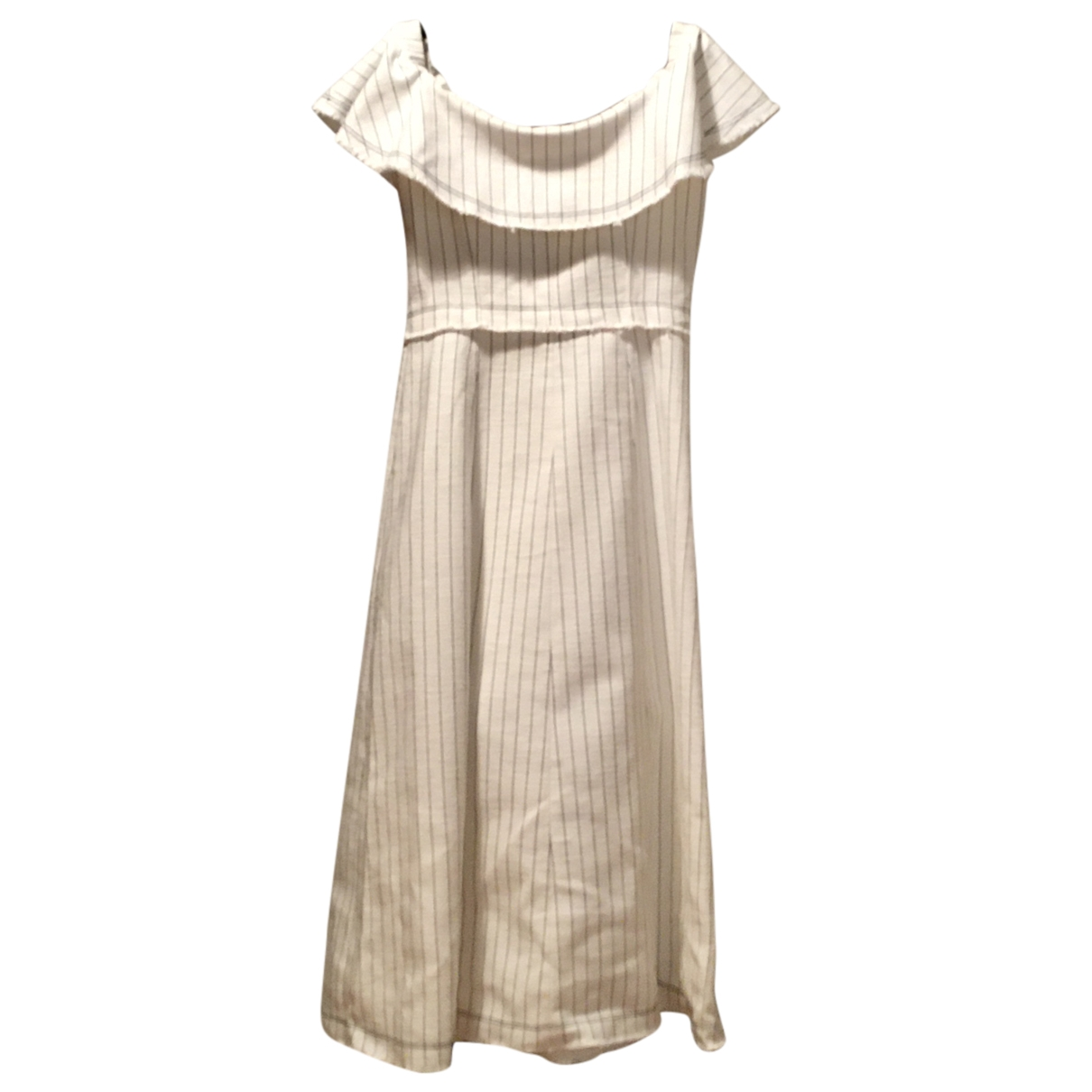T By Alexander Wang - Robe   pour femme en coton