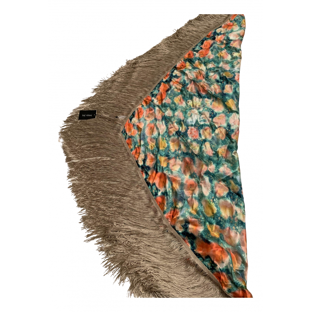 Patrizia Pepe \N Multicolour Silk scarf for Women \N