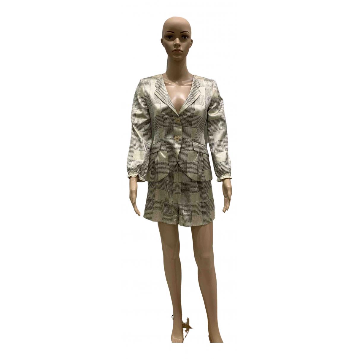 Emporio Armani - Veste   pour femme en soie