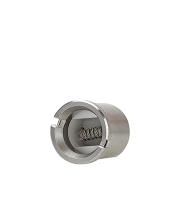 Greedy Chamber Stainless Steel Coil 2 Pack