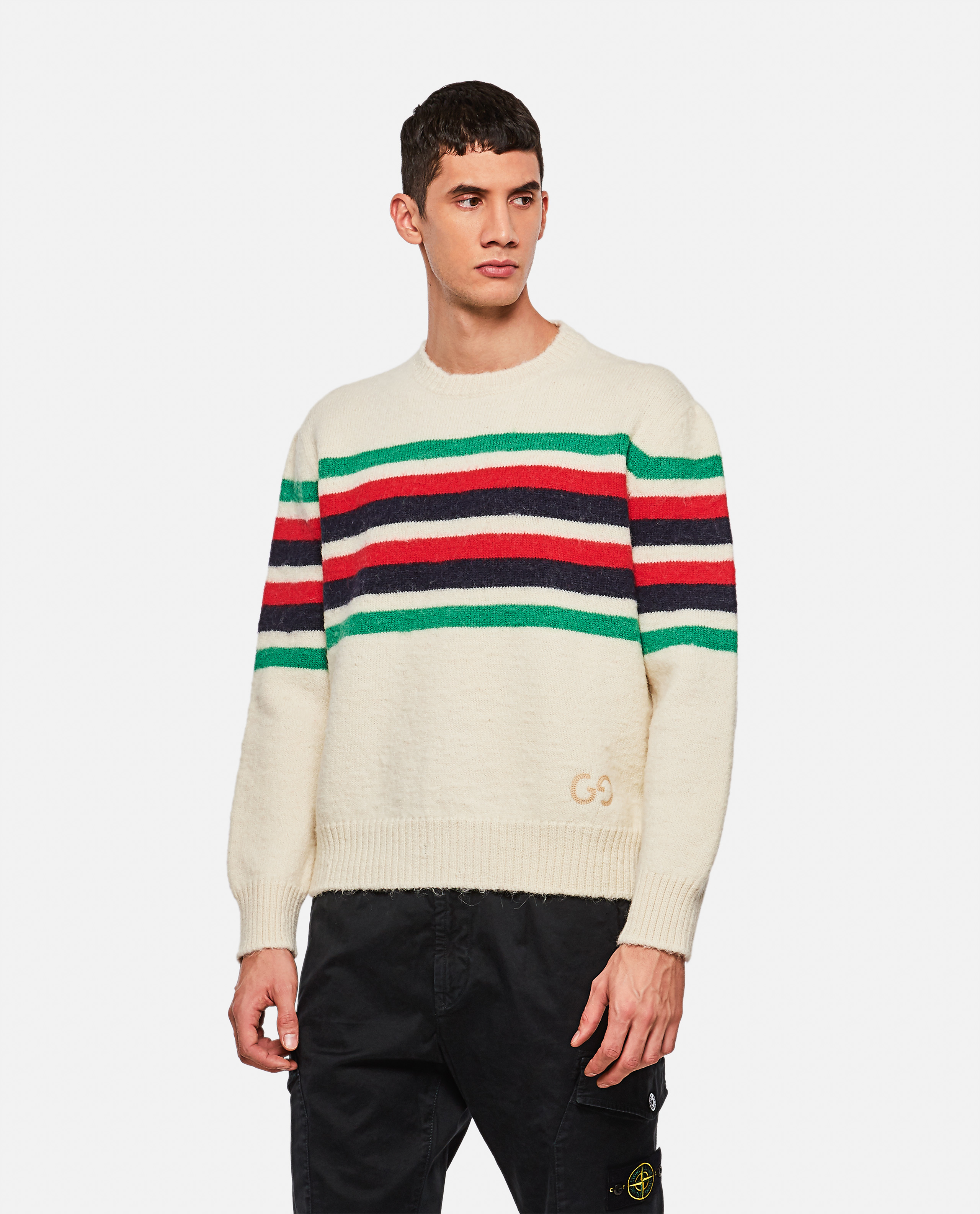 Alpaca wool  pullover