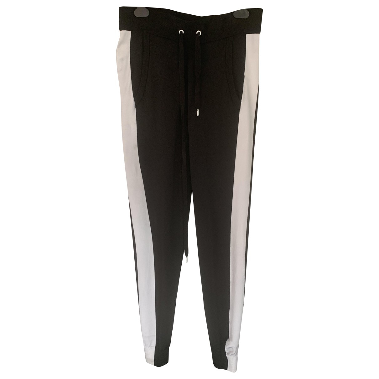Michael Kors \N Black Trousers for Women 1 US