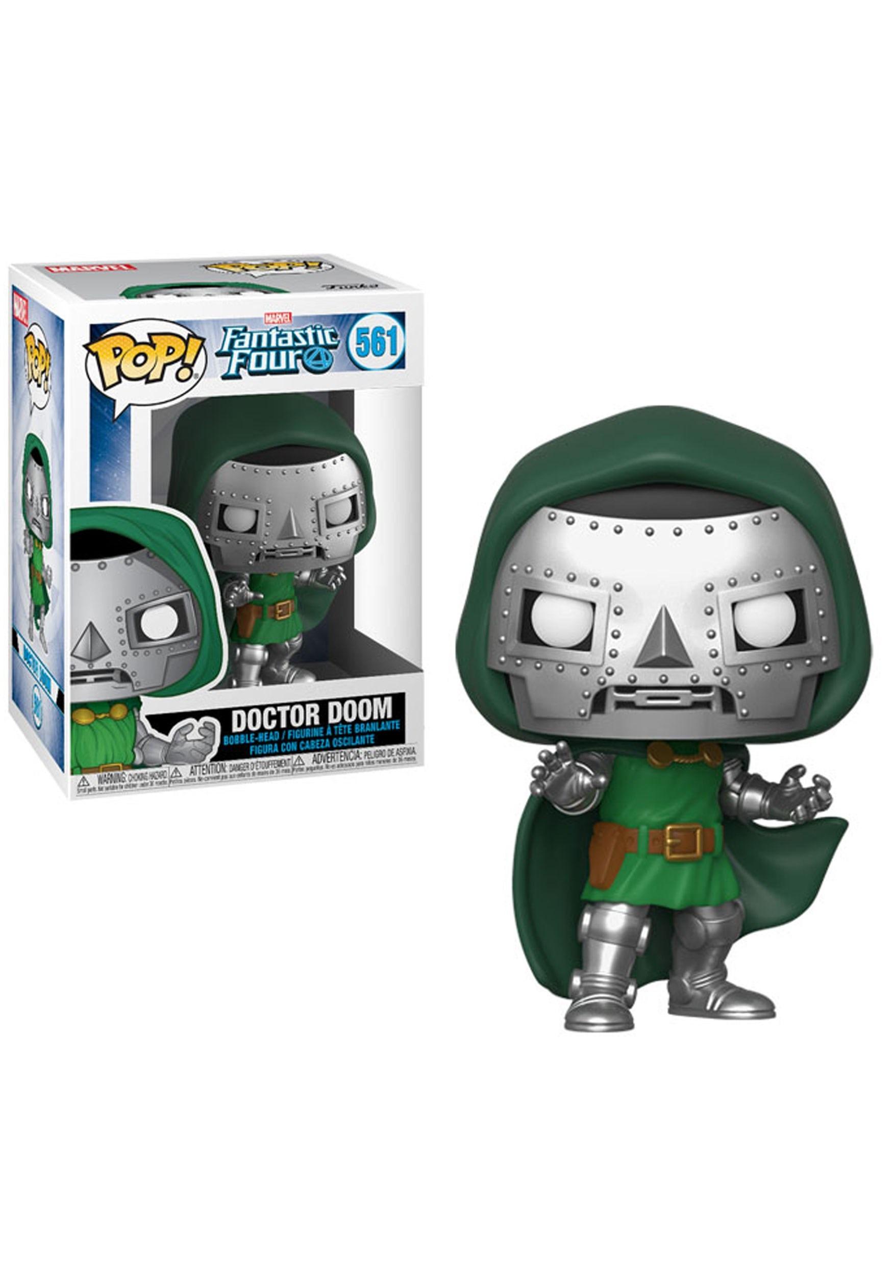 Pop! Marvel: Doctor Doom - Fantastic Four