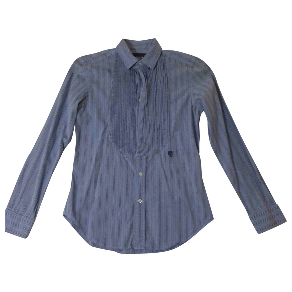 Ralph Lauren \N Blue Cotton  top for Women 8 US