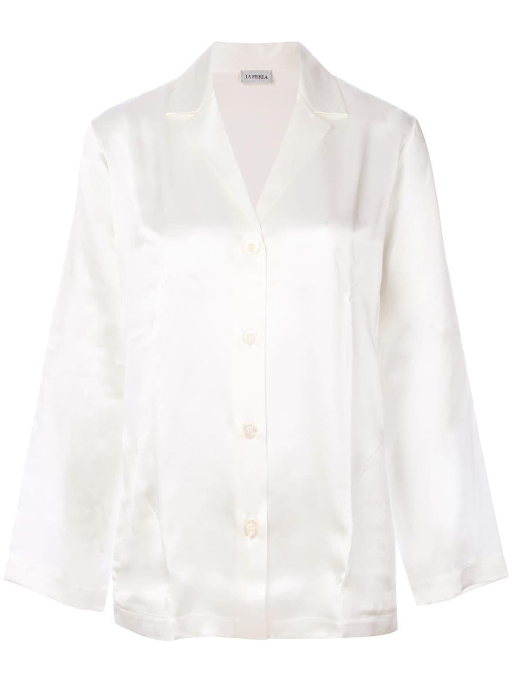 Silk Silk Pyjama Set