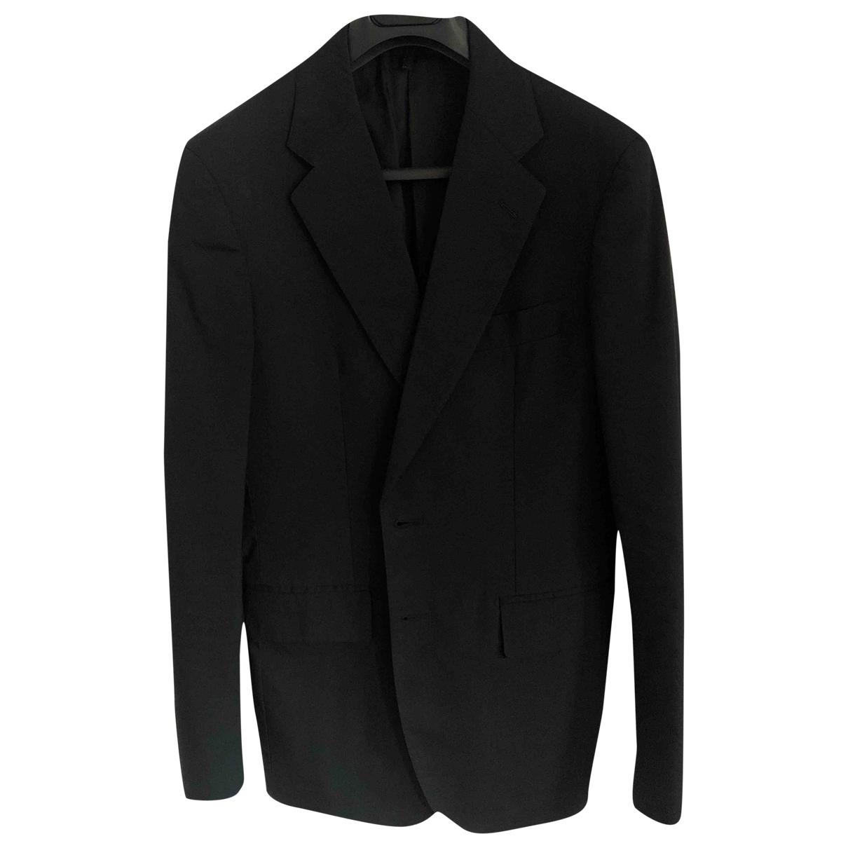 Tonello - Vestes.Blousons   pour homme en coton - noir