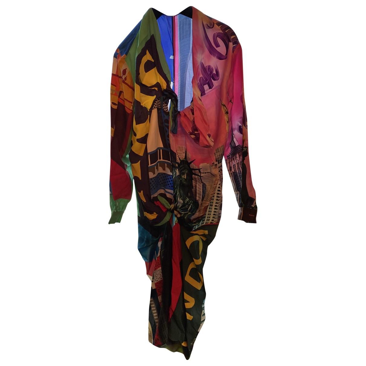 Balenciaga N Silk dress for Women 36 FR