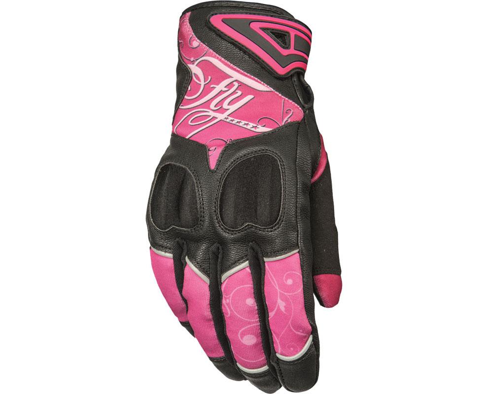 Fly Racing 476-6121X Womens Venus Gloves