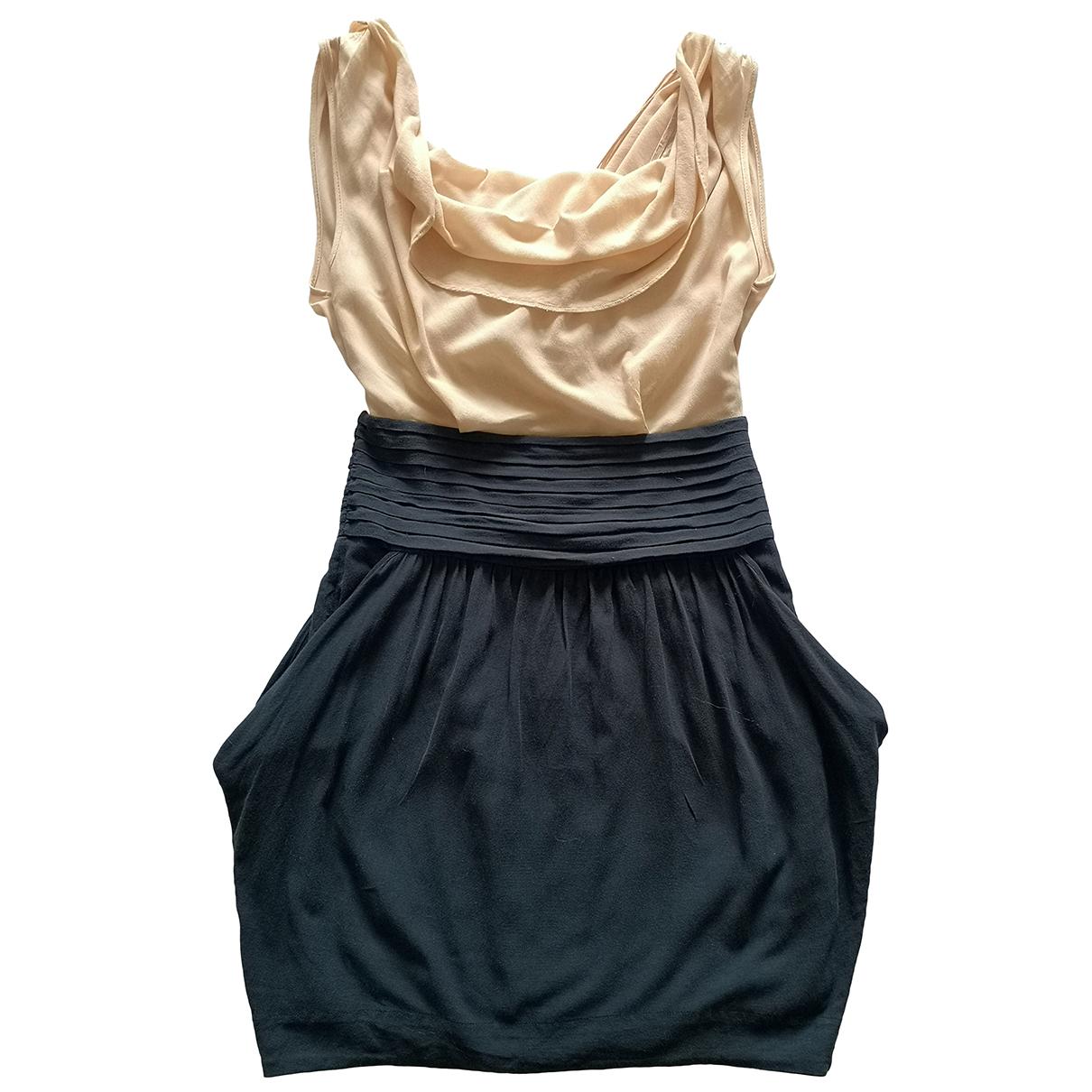 Charlotte Eskildsen \N Kleid in  Bunt Viskose