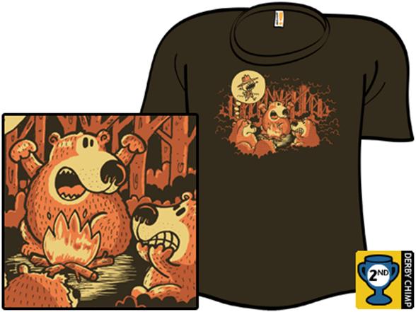 Campfire Tales T Shirt