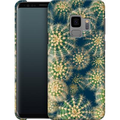 Samsung Galaxy S9 Smartphone Huelle - Kingwood Cactus von Joy StClaire