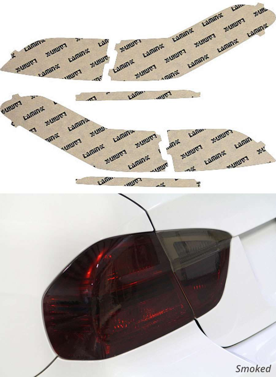 Chevrolet Volt 12-15 Smoked Tail Light Covers Lamin-X CH232S