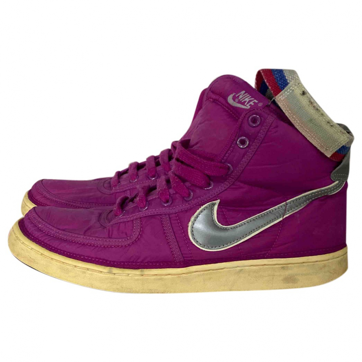 Nike \N Sneakers in Leinen