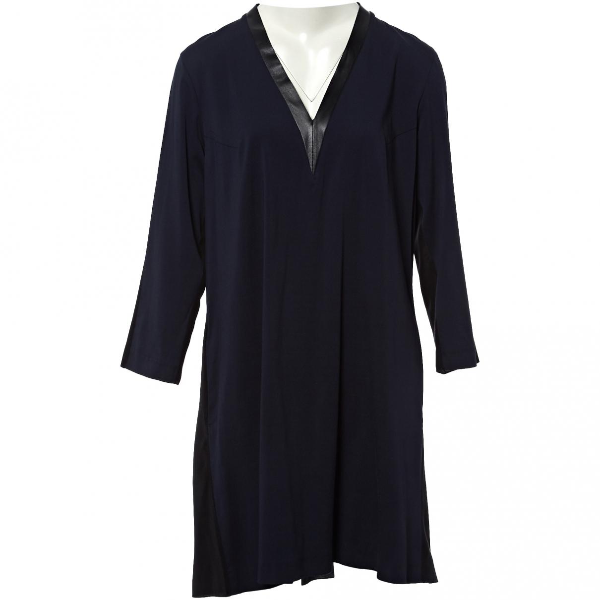 Sport Max \N Navy dress for Women 44 FR