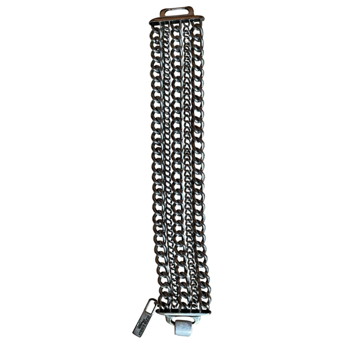 Jimmy Choo For H&m \N Silver Chain bracelet for Women \N