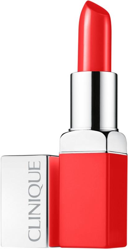 Pop Lip Colour + Primer - Poppy Pop