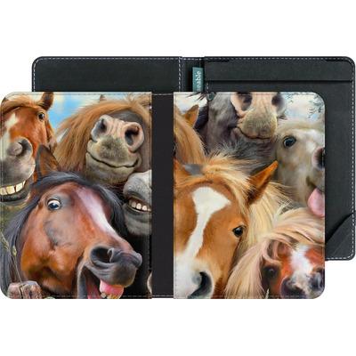 tolino vision 2 eBook Reader Huelle - Horse Selfie von Howard Robinson