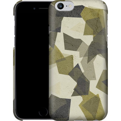 Apple iPhone 6s Plus Smartphone Huelle - Geometric Camo Green von caseable Designs