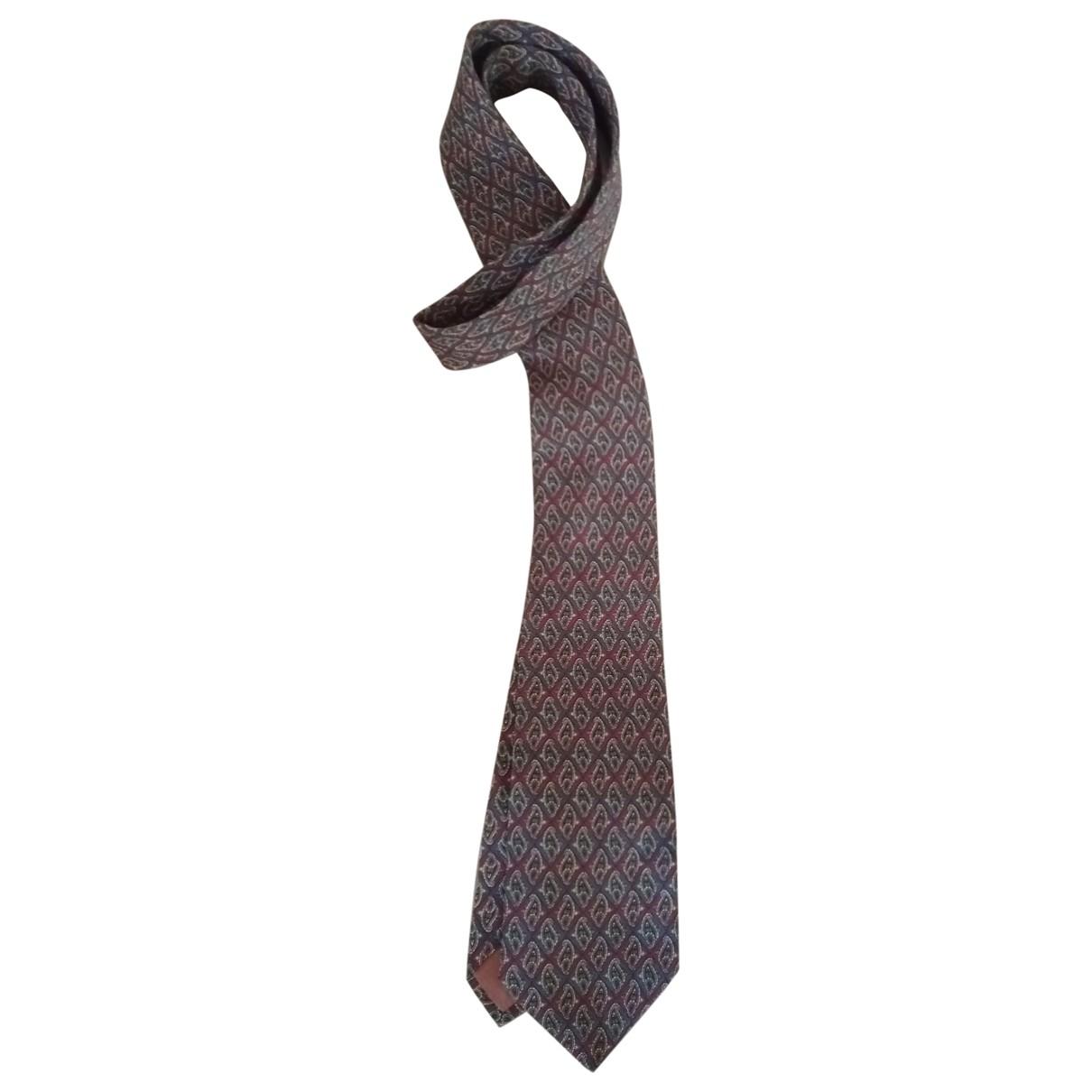 Corbata de Seda Burberry