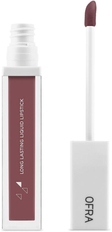Long Lasting Liquid Lipstick - Tuscany (mauve-red matte)