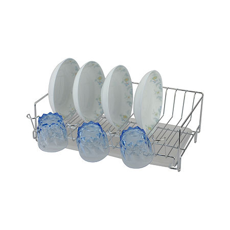 Better Chef 15-Inch Dish Rack, One Size , White