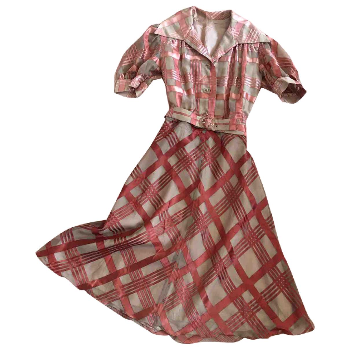 Non Signé / Unsigned \N Multicolour dress for Women 40 IT