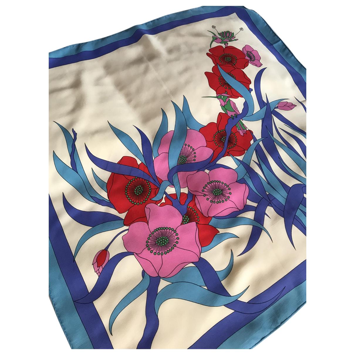 Gres - Foulard   pour femme en soie - multicolore