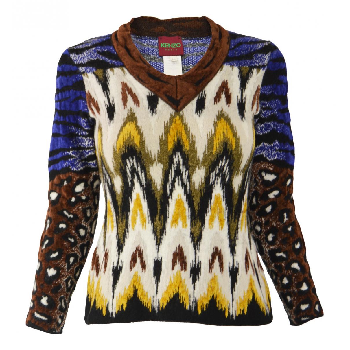 Kenzo \N Multicolour Wool Knitwear for Women M International