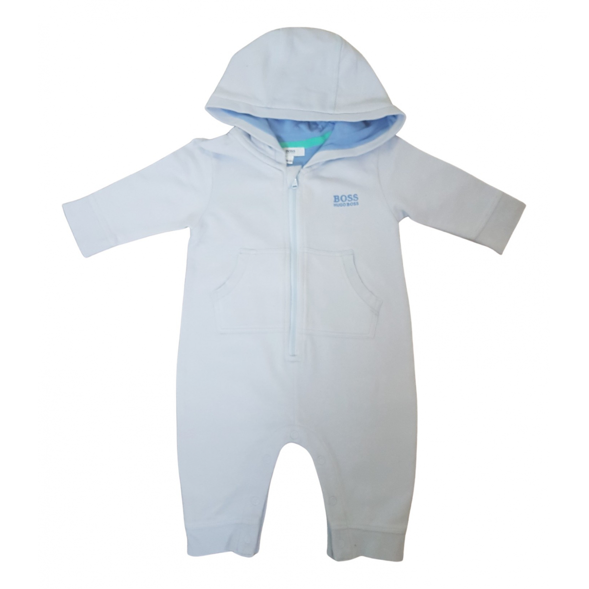 Hugo Boss N Blue Cotton Outfits for Kids 3 months - up to 60cm FR