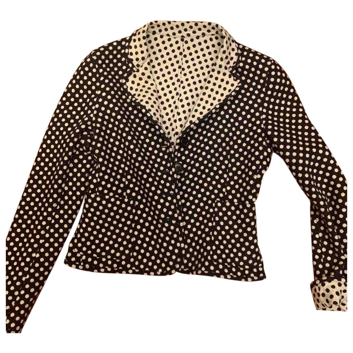 Aspesi - Veste   pour femme en laine - noir