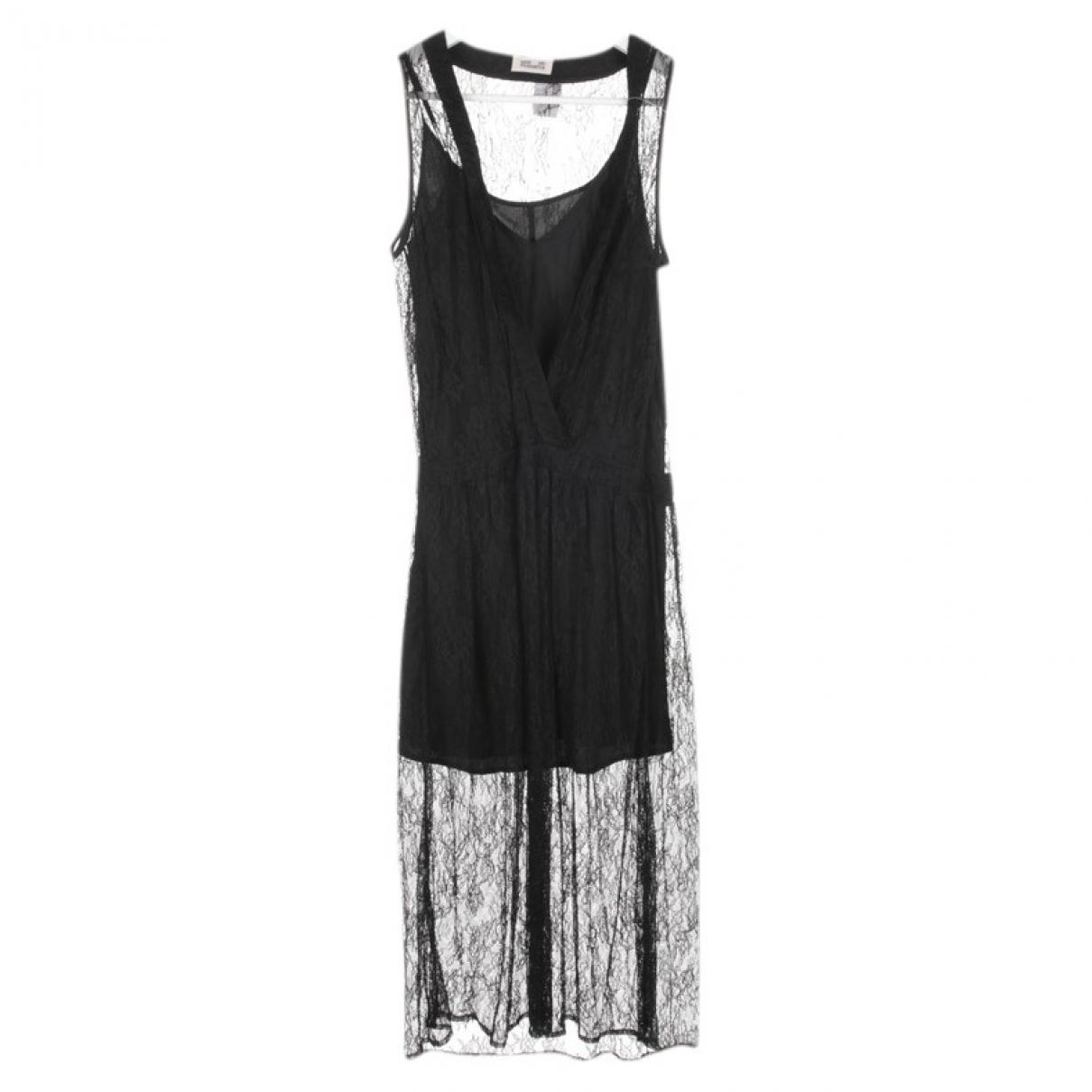 Baum Und Pferdgarten - Robe   pour femme en coton - noir