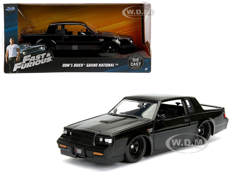 Doms Buick Grand National Black