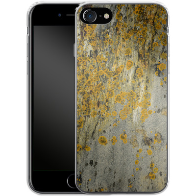 Apple iPhone 7 Silikon Handyhuelle - Rock 3 von Joy StClaire
