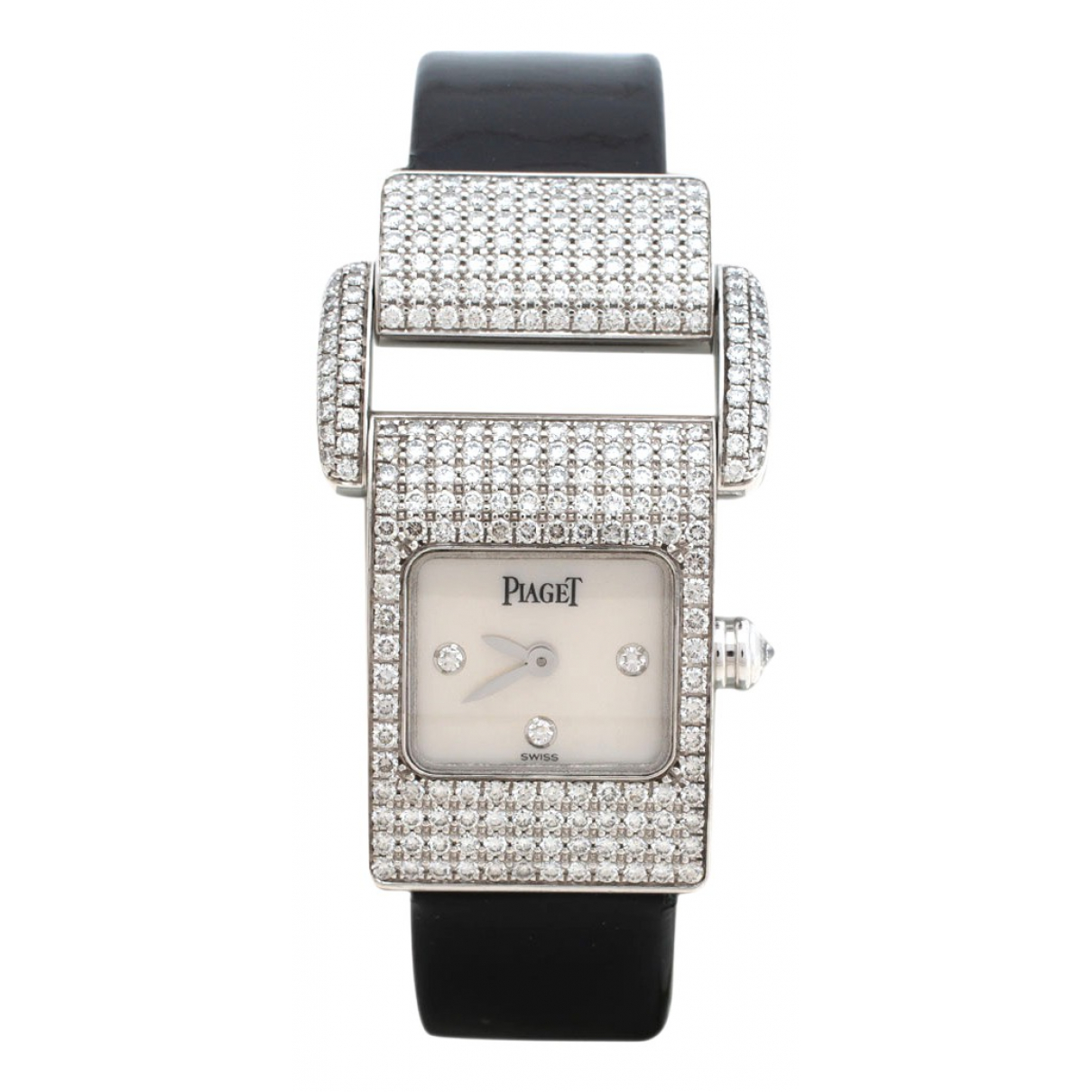 Piaget Protocole White gold watch for Women N