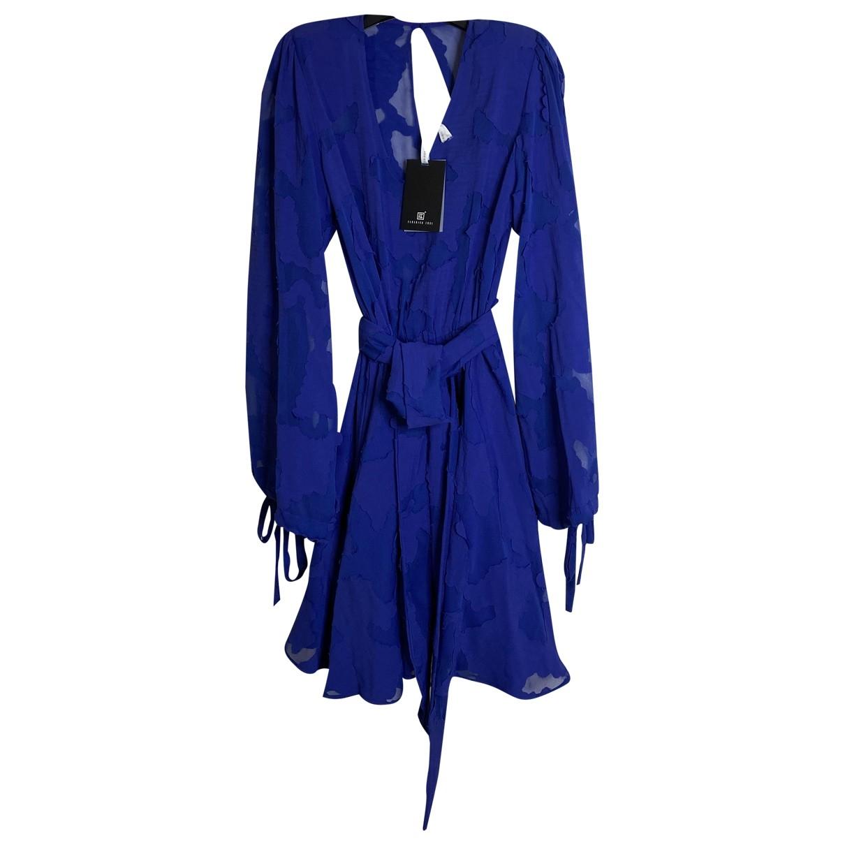 Mini vestido Federica Tosi