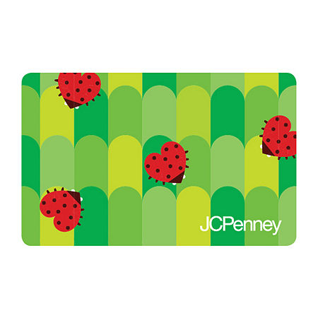 Ladybug Gift Card, One Size , No Color Family
