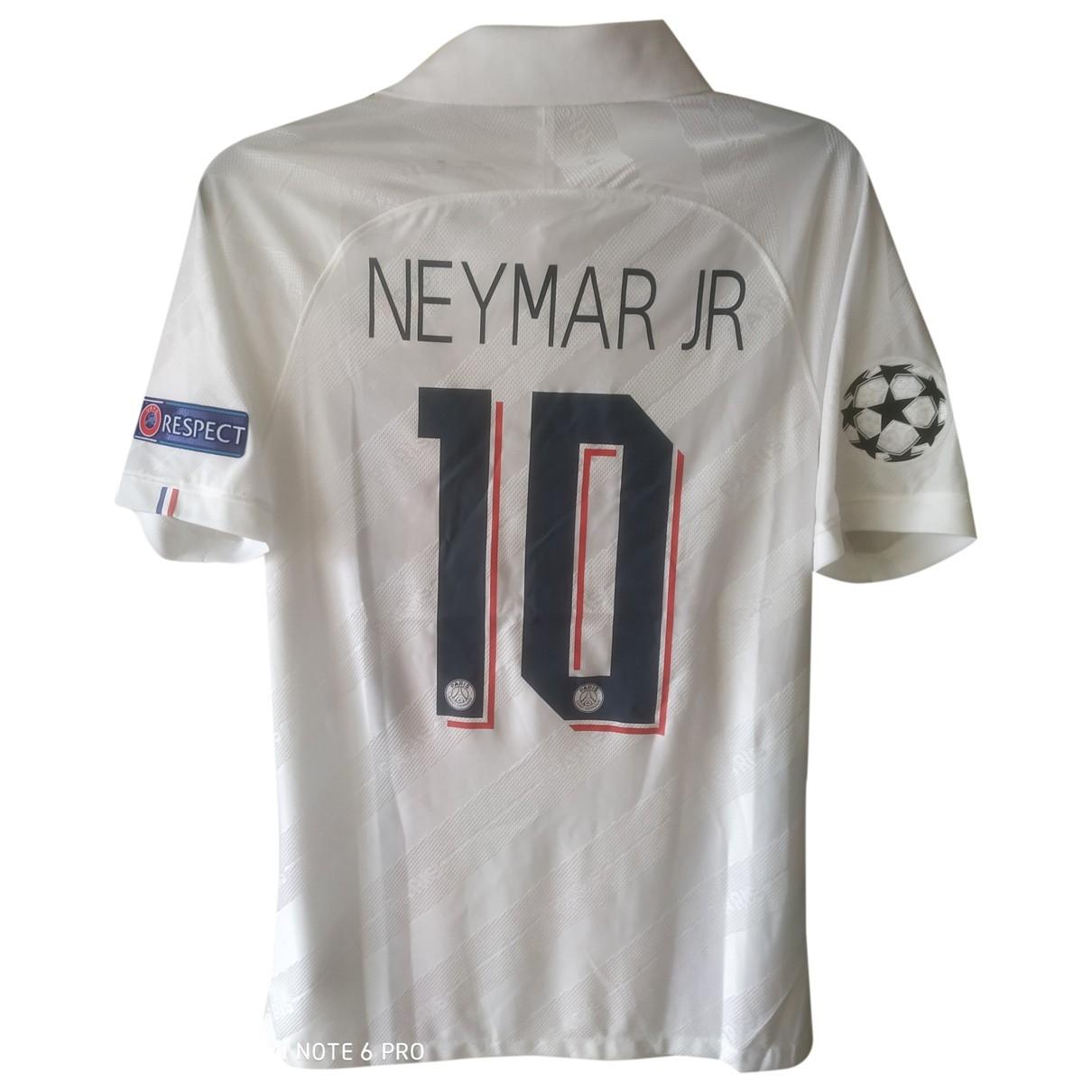Nike \N White T-shirts for Men L International
