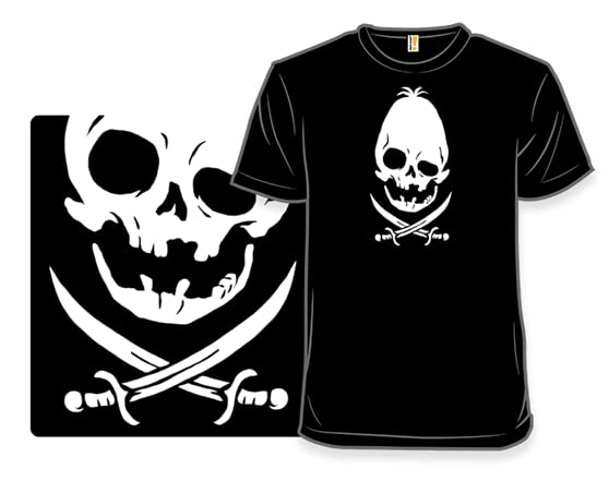 The Greatest Pirate Of Them All T Shirt