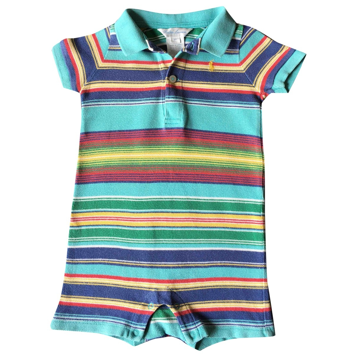 Ralph Lauren \N Multicolour Cotton Outfits for Kids 6 months - up to 67cm FR