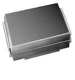 Vishay SMBJ5.0CD-M3/H, Bi-Directional TVS Diode, 600W, 2-Pin DO-214AA (750)