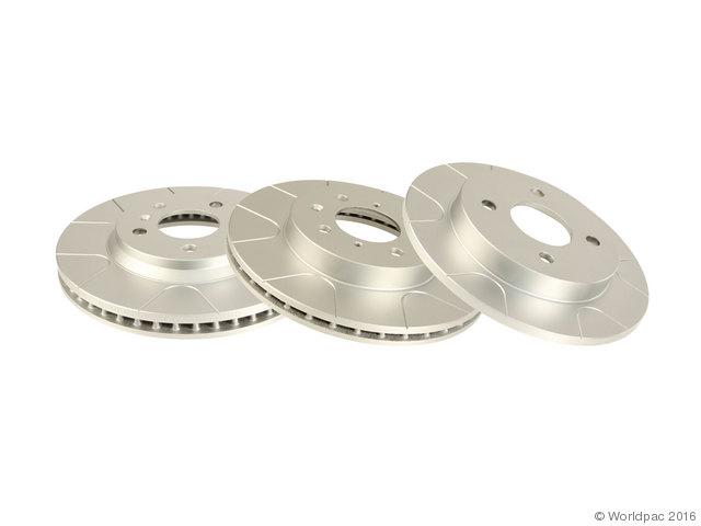 Ultra W0133-1615978 Disc Brake Rotor Rear