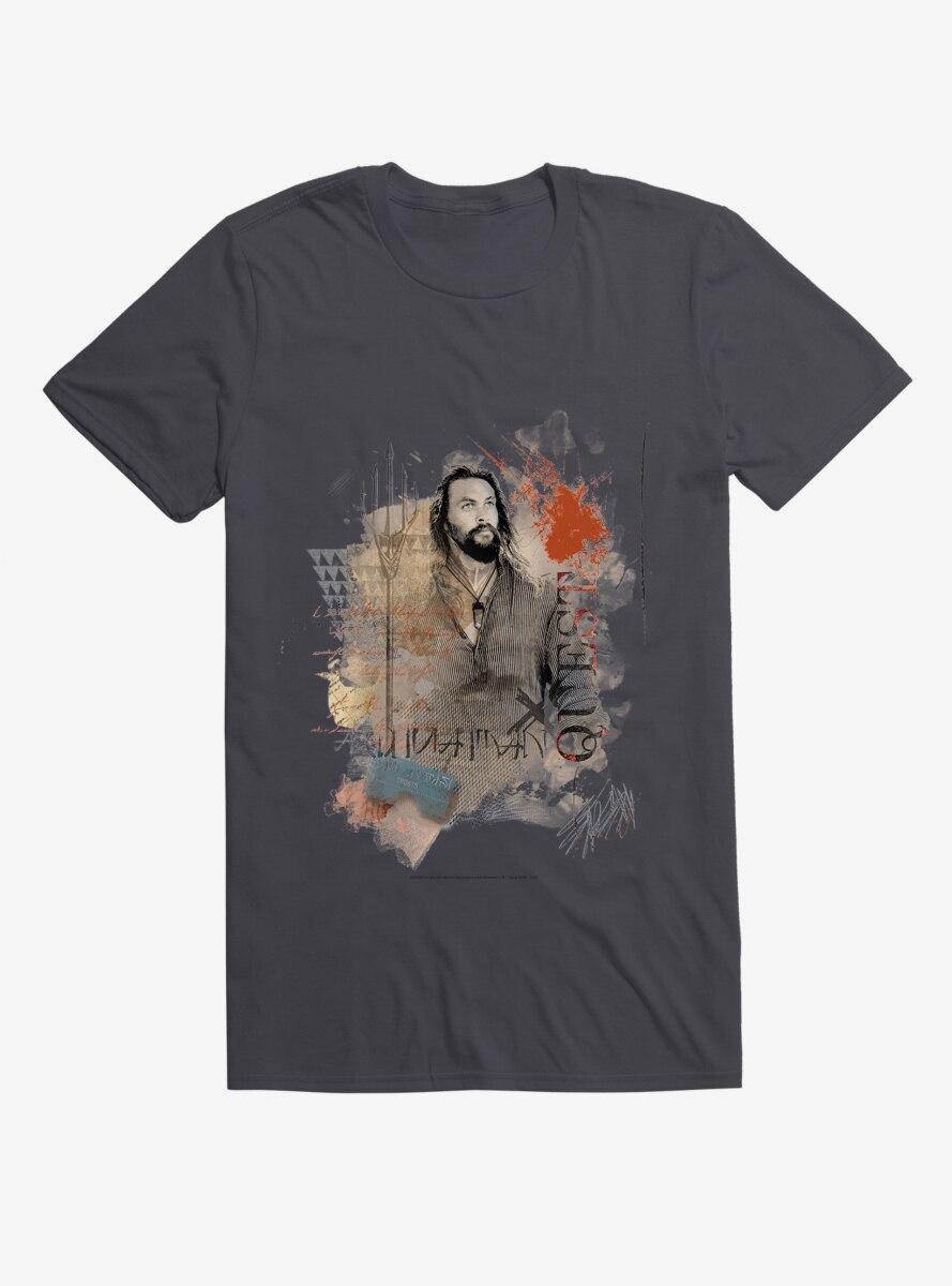 DC Comics Aquaman Quest T-Shirt