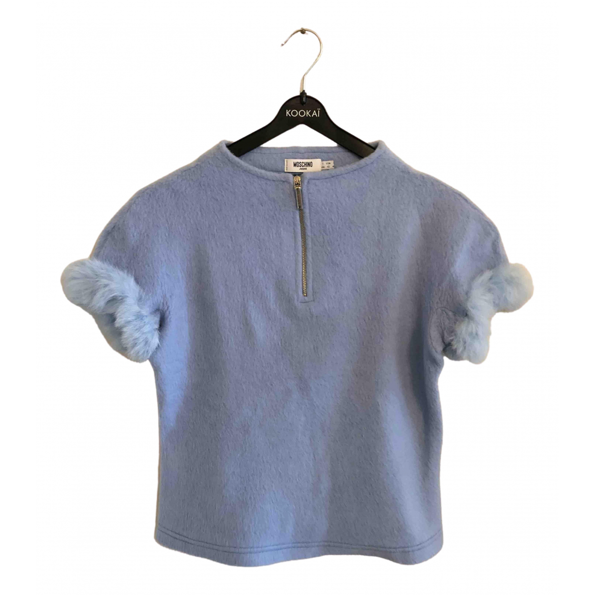 Moschino Cheap And Chic - Top   pour femme en laine